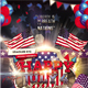 Independence Day July Fourth Flyer - GraphicRiver Item for Sale