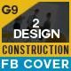 Construction Facebook Cover