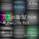 TV Turn On- Off Noise Transitions Pack - VideoHive Item for Sale