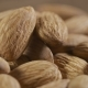 Pan of Dried Almonds,  Footage - VideoHive Item for Sale