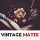 10 Vintage Matte Lightroom Presets - GraphicRiver Item for Sale