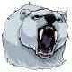 Polar Bear Angry