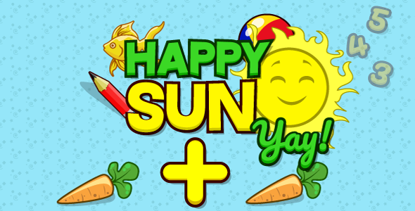 Happy sun - HTML5 game. Construct 2-3, mobile adaptive + ADMOB cocoon            Nulled
