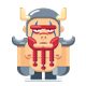 Viking Character - GraphicRiver Item for Sale
