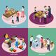 Sharing Economy Design Concept