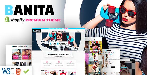 Image of Banita - Shopify Theme