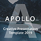 Apollo 2019 - Creative Powerpoint Template - GraphicRiver Item for Sale