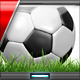 Soccer Ball Grass Field - GraphicRiver Item for Sale