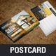 Multipurpose Postcard Design v1 - GraphicRiver Item for Sale