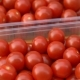 Red Cherry Tomatoes Rotating on a Plate. - VideoHive Item for Sale