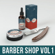 Barber Shop Mockup Vol 1