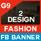 Fashion Facebook Banner - GraphicRiver Item for Sale