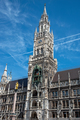 The New City Hall at the Marienplatz in Munich - PhotoDune Item for Sale