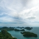 of Tropical Islands at Angthong National Marine Park in Thailand - VideoHive Item for Sale