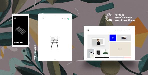 Image of Calafate - Portfolio & WooCommerce Creative WordPress Theme