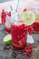 Cocktail with red currants - PhotoDune Item for Sale