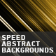 Speed Abstract Backgrounds - VideoHive Item for Sale