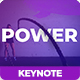 Power - Premium Keynote Presentation