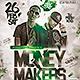 Hip-Hop Group Flyer
