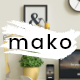 MAKO - Creative Agency Portfolio Muse Template - ThemeForest Item for Sale