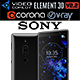 Sony Xperia XZ2 Premium black - 3DOcean Item for Sale