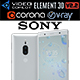 Sony Xperia XZ2 Premium silver - 3DOcean Item for Sale
