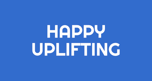 happy uplifting