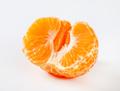 half of peeled tangerine - PhotoDune Item for Sale