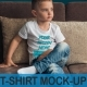 Kids T-Shirt Mockup - GraphicRiver Item for Sale