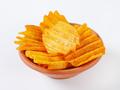 ridged potato chips - PhotoDune Item for Sale