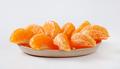 slices of fresh tangerine - PhotoDune Item for Sale