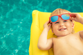 Funny baby boy on summer vacation - PhotoDune Item for Sale