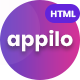 App Landing Page - Appilo - ThemeForest Item for Sale