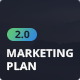 Marketing Plan 2.0 Template for Keynote