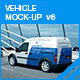Vehicle Mock-up v6 - GraphicRiver Item for Sale
