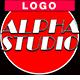 Happy Funny Logo