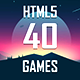 40 HTML5 Games + Mobile Version!!! MEGA BUNDLE №1 (Construct 2 / CAPX) - CodeCanyon Item for Sale