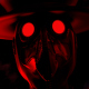 Blinking Plague Doctor VJ Loop - VideoHive Item for Sale
