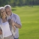 Lovely Affectionate Couple Enjoying in Countryside - VideoHive Item for Sale