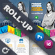 Marketing Roll-Up Templates - GraphicRiver Item for Sale