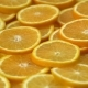 Rotate Fresh Citrus Oranges Fruits. Seamless Loop Spinning Sliced Oranges. - VideoHive Item for Sale