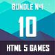 10 HTML5 Games + Mobile Version!!! MEGA BUNDLE №1 (Construct 2 / CAPX) - CodeCanyon Item for Sale