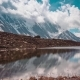 Reflections of the Mountain in a Lake - VideoHive Item for Sale