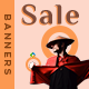 Sale Banner Set - GraphicRiver Item for Sale