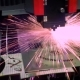 CNC Laser Cutting of Metal, Modern Industrial Technology. - VideoHive Item for Sale