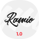 Ramio - Clean Coming Soon and Landing Page Template