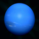 Neptune Planet in Rotation