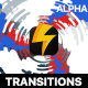 Handy Cartoon Transitions - VideoHive Item for Sale