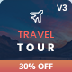 Travel Tour - Tour Booking, Travel WordPress Theme - ThemeForest Item for Sale