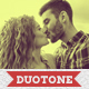 Duotone Colors PSD
